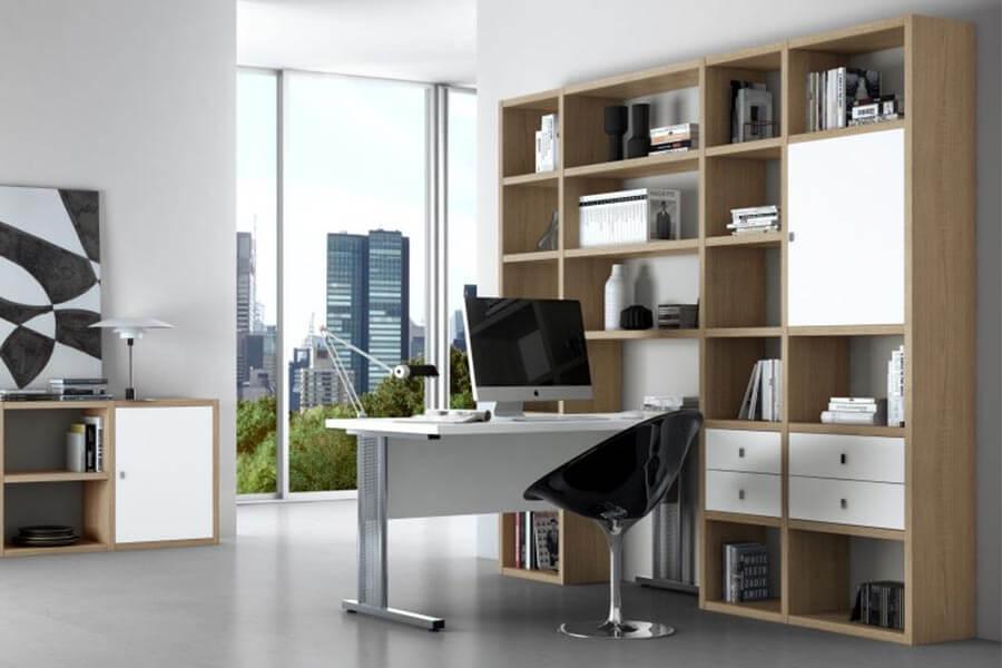 Bekijk alle kantoorkast op maat voorbeelden