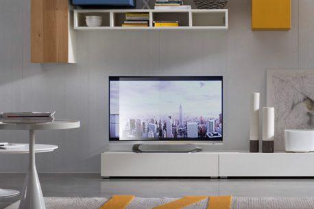 Staand TV-lowboard met lade B96-H20 | Verruim Mooie kasten op maat