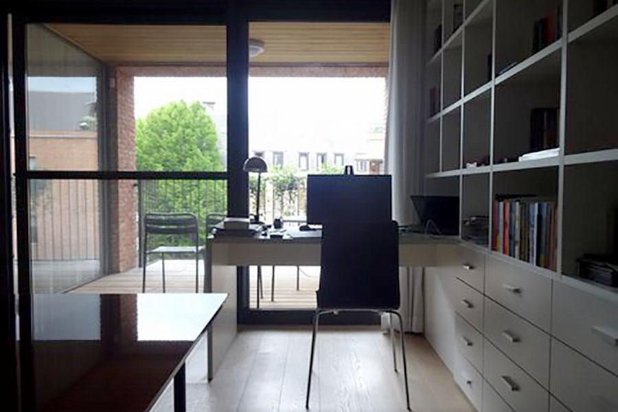 Voorbeeld van een gerealiseerde thuiswerkplek-1