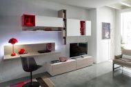 Thuiswerkplek op maat in huiskamer | Verruim