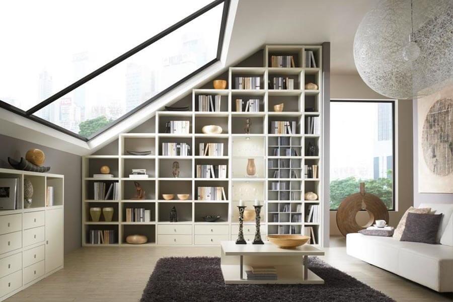 Bekijk onze boekenkast op maat producten